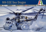 "Helicopters: MH-53E ""Sea Dragon"", Italeri, Scale 1:72"