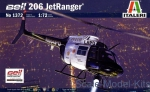 "Helicopters: Bell 206 ""Jet Ranger"", Italeri, Scale 1:72"