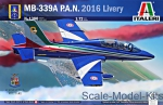 IT1380 MB-339A PAN 2016 Livery