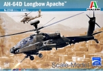 IT2748 Helicopter AH-64 D Apache Longbow