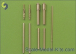 AM-48-018 Fw 190 A6 armament set (MG 17 barrel tips, MG 151 barrels, MG 151 fairings) & Pitot Tube
