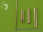 AM-72-013 Fw 190 A6 armament set (MG 17, MG 151 barrel tips) & Pitot Tube