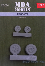 MDA72-004 Wheels for Canberra