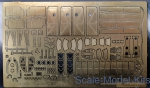 MD-PE4818 Detailing set for aircraft model Ju-88, exterior (ICM)