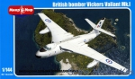 MM144-003 British bomber Vickers Valiant Mk.I