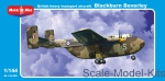 MM144-008 British heavy transport aircraft