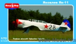 MM72-005 Yakovlev Yak-11 Soviet training aircraft