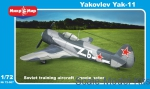 MM72-007 Yakovlev Yak-11 Soviet training aircraft-movie actor