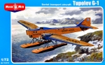 MM72-012 Soviet transport aircraft Tupolev G-1