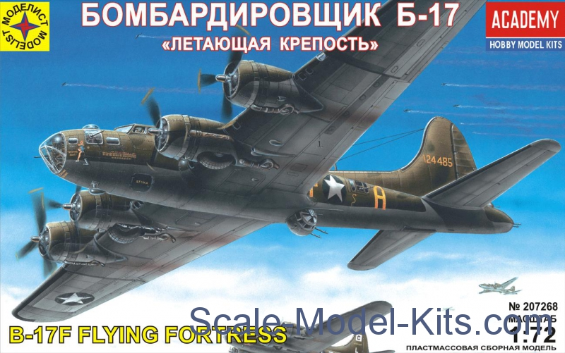 "Bomber B-17 ""Flying Fortress"""