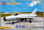 Fighters: I-7U Supersonic Interceptor prototype, ModelSvit, Scale 1:72