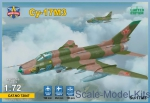 MSVIT72047 Sukhoi Su-17M3 advanced fighter-bomber