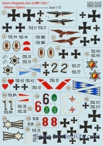 PRS72-316 Decal for Albatros D.III