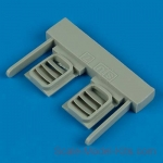 QBT48330 Engine ventilation louver for Suchoj Su-7