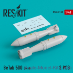 RS48-0109 BeTab 500 Bomb (2 pcs) for (Su-17/24/25/34, MiG-27)