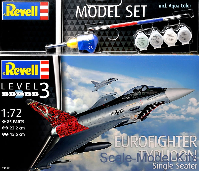 Model Set - Eurofighter Typhoon