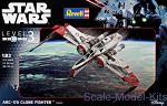 RV03608 Star Wars: Space fighter ARC-170