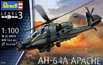 RV04985 Attack helicopter AH-64A