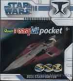 RV06731 Star Wars. Jedi starfighter - easy kit