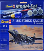 RV63972 Gift Set F-15E Strike Eagle & bombs