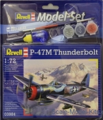 RV63984 Model Set P-47 M Thunderbolt