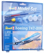 RV63999 Model Set Boeing 747-200