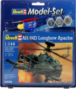 RV64046 Model Set AH-64D Longbow Apache