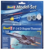 RV64049 Model Set F-14D Super Tomcat