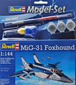 RV64086 Gift set MiG-31 Foxhound