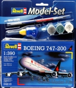RV64210 Gift set Boeing 747-200