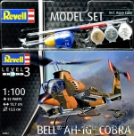 RV64954 Model Set - Helicopter Bell AH-1G Cobra