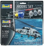 RV64955 Model Set - SH-60 Navy Helicopter