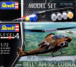 RV64956 Model Set - Helicopter AH-1G Cobra