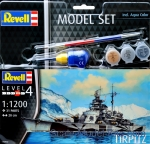 RV65822 Model Set - Tirpitz