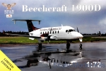 SVM72004 Beechcraft 1900D (Northern Thunderbird Air)