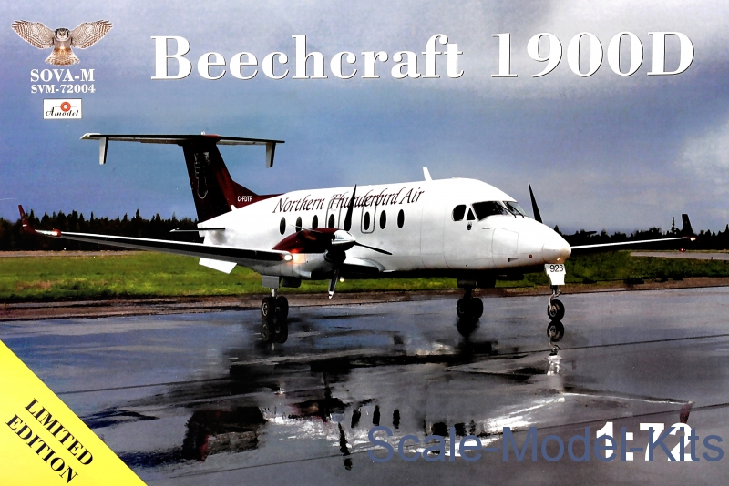 Beechcraft 1900D (Northern Thunderbird Air)