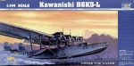 TR01323 Japanese flying boat Kawanishi H6K5-L