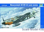 TR02407 Messerschmitt Bf109 G-6 (early type)