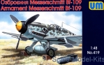 UM419 Messerschmitt Bf-109 air weapons and equipment