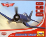 ZVE2062 Aircraft - Skipper Riley (snap fit)