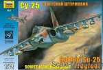 ZVE7227 Su-25 'Frogfoot' Soviet attack fighter
